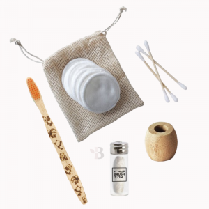 Bamboo Eco Friendly Beauty Pack