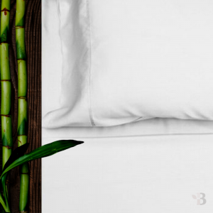 Bamboo Sheet Set - Classic White