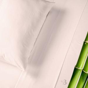 Bamboo Sheet Set - Sweet Blush
