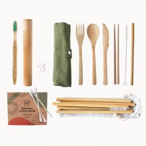 bamboo zero waste pack