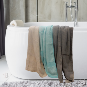 Organic Bamboo Bath Sheets