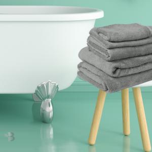 Organic Bamboo Bath Towel 1