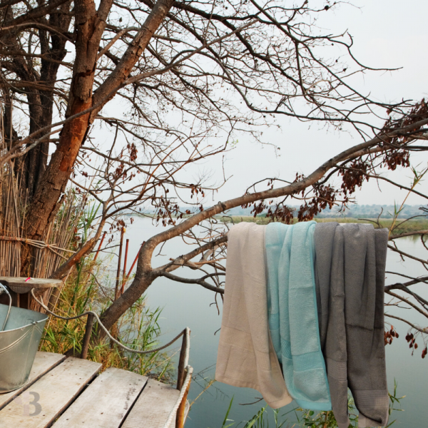 Organic Bamboo Bath Towels 1