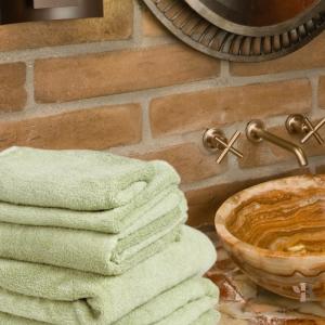 Organic Bamboo Face Towels
