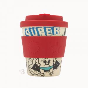 Bamboo Babyccino Cup - Superhero Fuel