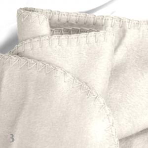 Bamboo Blankets - Ivory Mist