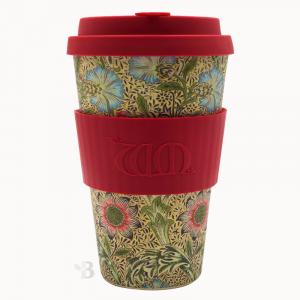 Bamboo Coffee Cup - Corncockle