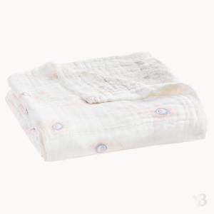 Bamboo Muslin Blanket - Featherlight