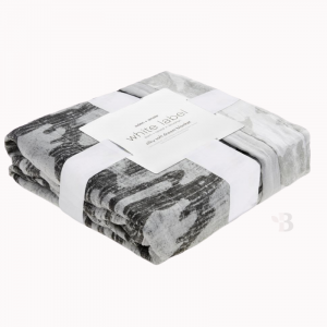 Bamboo Muslin Blanket - Foragers