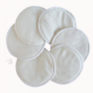 Bamboo Night-time Breast Pads