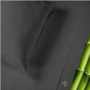 Bamboo Sheet Set - Natural Charcoal