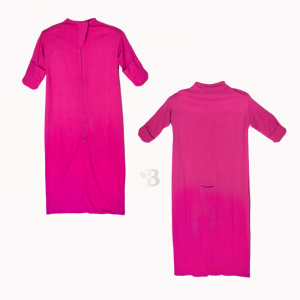 Bamboo Sleeping Bag - Fuscia Pink