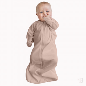 Bamboo Swaddle Bag - Dusty Pink