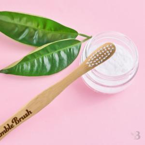 Bamboo Toothbrush - Vanilla