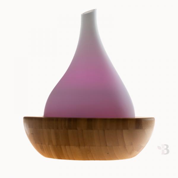 Bamboo Ultrasonic Diffuser - Teardrop
