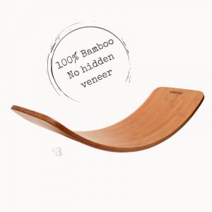 Bamboo Kinderboard