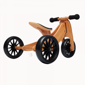 Bamboo Tiny Tots 2-in-1 Tricycle and Balance Bike