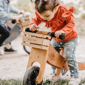 Bamboo Tiny Tots Plus 2-in-1 Tricycle and Balance Bike