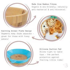 Bamboo Kids Dinnerware